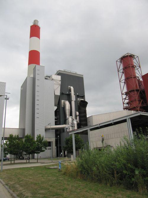 überhitzer in papierfabrik